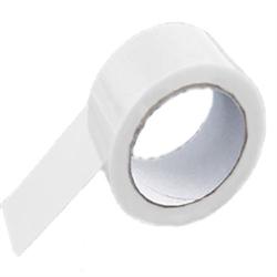 Packing Tape, PVC, White