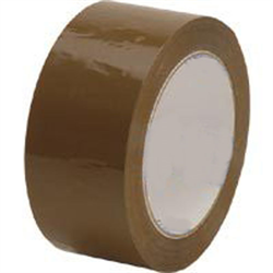 Packing Tape, PVC , Tan