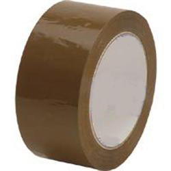 Packing Tape, PVC , Tan