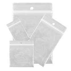 General Purpose Self-Seal Poly Bags, 2mil