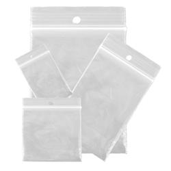 General Purpose Self-Seal Poly Bags, 2mil