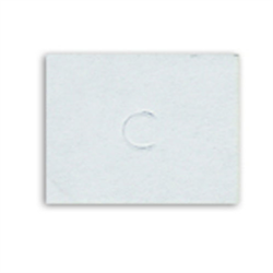 Price Gun Labels for MOTEX 6600  - White
