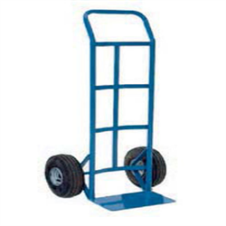 "Handtruck, All-Purpose c/w 10"" Pneum Wheels #804"